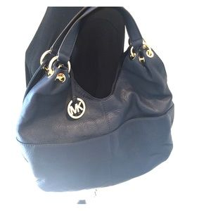 Michael Kors hobo bag in Blue
